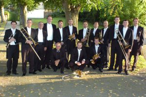 "5. Mai 2017: Konzert ""genesis brass"", Petershagen-Friedewalde"