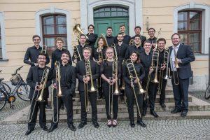 Posaunenklasse HfM Weimar2017
