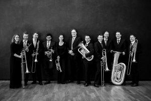 "8. Dezember 2018: Konzert ""genesis brass"", Burgwald-Bottendorf"
