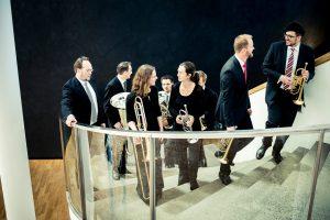 """17. Mai 2020, Konzert """"genesis brass"""", Bottendorf"""